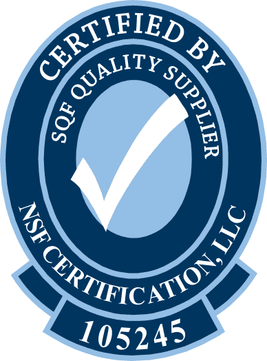 SQF Quality Supplier Certification Mark